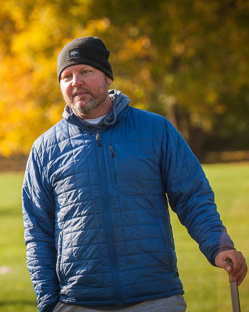 Coach Brent