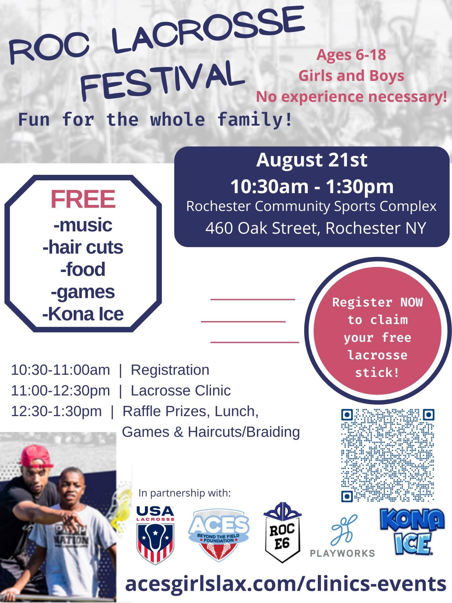 Lacrosse Festival Eng